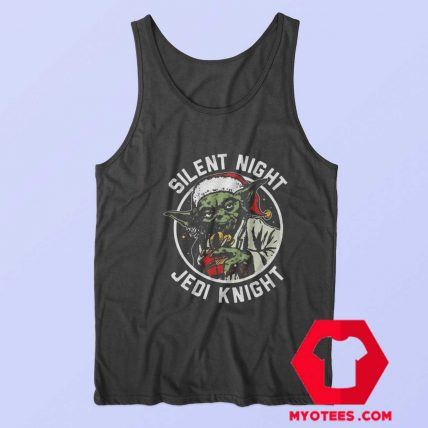 Merry Sithmas Jedi Knight Funny Unisex Tank Top