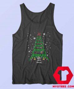 Merry Xmas For all Metallica Christmas Tank Top