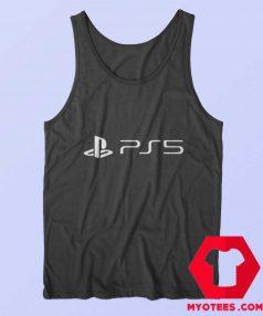 New Logo PlayStation 5 Unisex Tank Top
