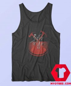Pink Floyd The Wall Oversized Hammers Tank Top