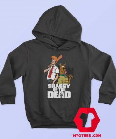 Shaggy Of The Dead ScoobyDoo Mystery Hoodie