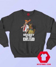 Shaggy Of The Dead ScoobyDoo Mystery Sweatshirt