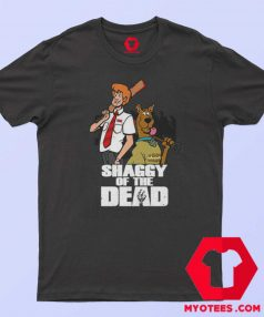 Shaggy Of The Dead ScoobyDoo Mystery T Shirt