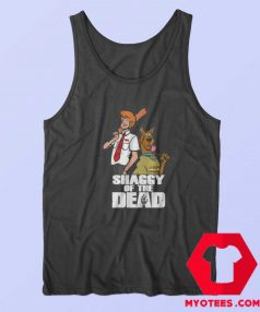 Shaggy Of The Dead ScoobyDoo Mystery Tank Top