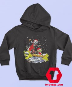 Star Wars Jango Fett And Yoda Christmas Hoodie