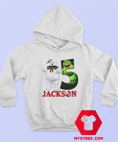 Stay Puft Marshmallow Man Ghostbusters Hoodie