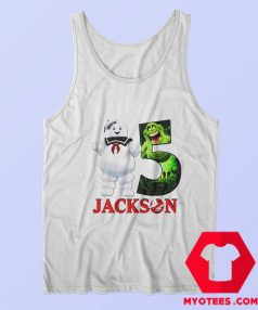 Stay Puft Marshmallow Man Ghostbusters Tank Top