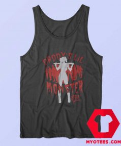 Suicide Squad Harley Quinn Monster Tank Top