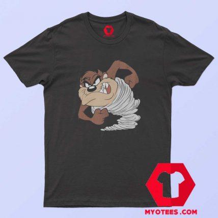 Tasmanian Devil Spinning Fast Unisex T Shirt