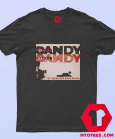 The Jesus And Mary Chain Psychocandy T Shirt