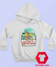 This A Day To Remember Simpsons Hoodie