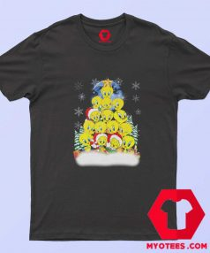 Tweety Christmas tree Xmas Unisex T Shirt