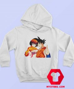 Velma Scooby Doo DBZ Son Goku Hoodie