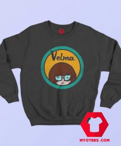 Velma Sick Sad World Scooby Doo Sweatshirt