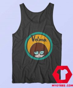 Velma Sick Sad World Scooby Doo Tank Top