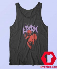 Vintage Jxdn Metal Angel Unisex Tank Top