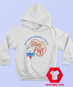 Vintage Stay Puft Marshmallows Unisex Hoodie