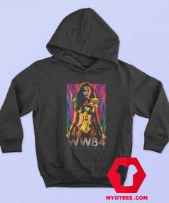WW 84 Golden Warrior Wonder Woman Hoodie
