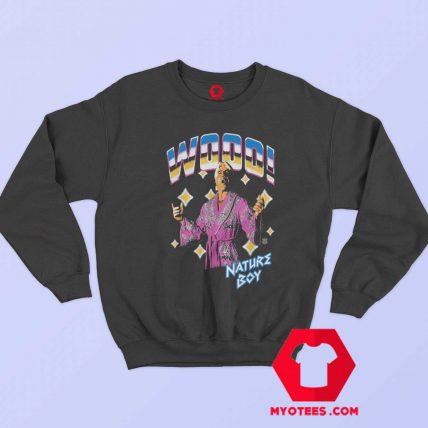 WWE Ric Flair Wooo Nature Boy Unisex Sweatshirt