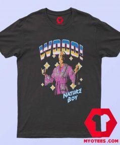 WWE Ric Flair Wooo Nature Boy Unisex T Shirt