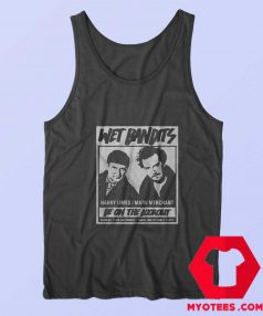 Wet Bandits Home Alone Movie Christmash Tank Top