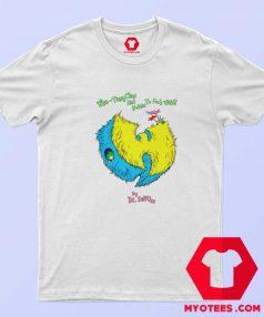 Wu Tang Dr Seuss Parody Hip Hop Music T Shirt