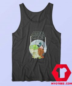 Yoda and Mickey Mouse SW Christmas Tank Top