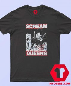 Adventure Marceline Scream Queens Tour T Shirt