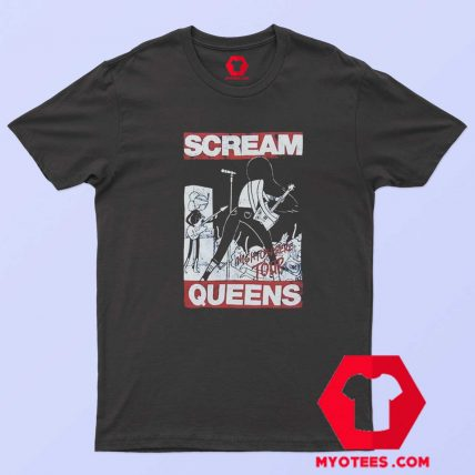 Adventure Marceline Scream Queens Tour T Shirt