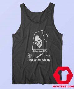 Alien Body Lil Peep Raw Vision Vintage Tank Top