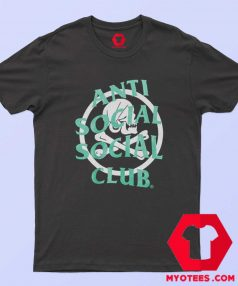 Anti Social Social Club x Neighborhood T Shirt