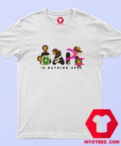 BAPE x BAIT x Funko Figure Unisex T Shirt