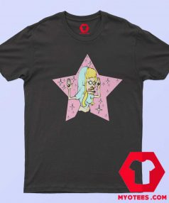 Booty Girl Cornholio Beavis Unisex T Shirt