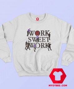 CLOT Work Sweet Work Unisex Sweatshirt