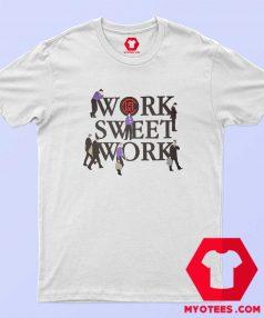 CLOT Work Sweet Work Unisex T Shirt