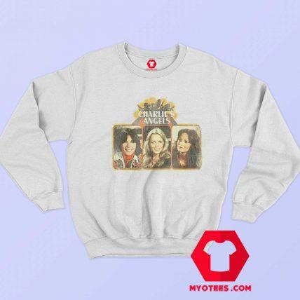 Charlies Angels 1970 Retro Style Sweatshirt
