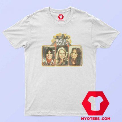 Charlies Angels 1970 Retro Style T Shirt