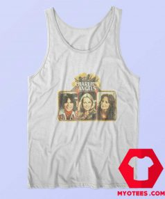 Charlies Angels 1970 Retro Style Tank Top