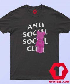 Cheap Anti Social Social Club Bearbrick T Shirt