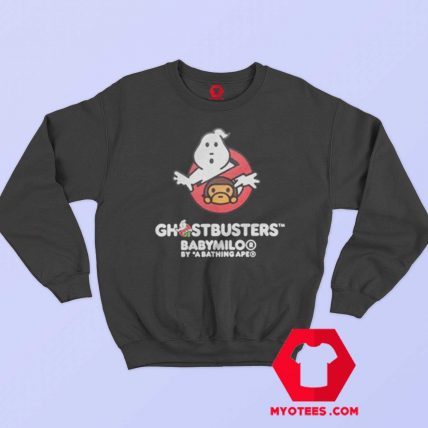 Cheap BAPE x Ghostbusters Baby Milo Sweatshirt