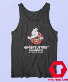 Cheap BAPE x Ghostbusters Baby Milo Tank Top