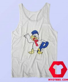 Chilly Duck Out Palace Unisex Tank Top