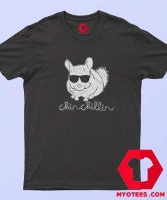 Chinchillin Swag Funny Parody Unisex T Shirt