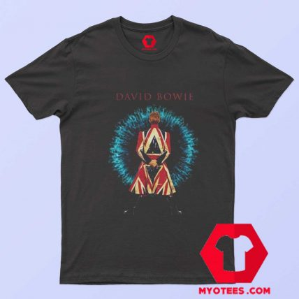 David Bowie Live And Well .Com T Shirt