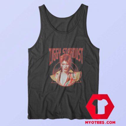 David Bowie Ziggy Stardust Photo Tank Top
