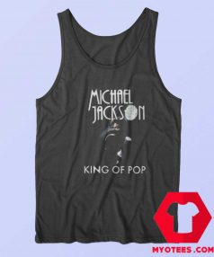 Diamond Supply Co X Michael Jackson Tank Top