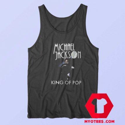 Diamond Supply Co X Michael Jackson Tank Top
