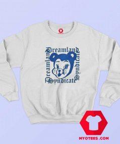 Dreamland Syndicate Cute Bear Unisex Sweatshirt