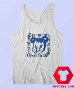 Dreamland Syndicate Cute Bear Unisex Tank Top