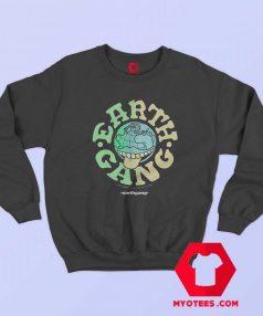Earth Gang Ombre Globe Unisex Sweatshirt